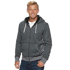 Men's SONOMA Goods for Life™ Supersoft Modern-Fit Sherpa Fleece-Lined Jacket