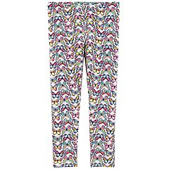 Baby Girl Carter's Graphic Print Leggings