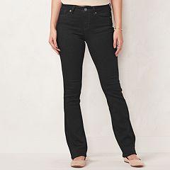 Women's LC Lauren Conrad Barely Bootcut Jeans