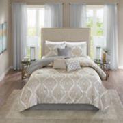 Madison Park Jules 7-piece Comforter Set