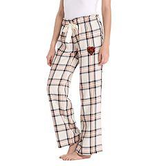 Women's Chicago Bears Flannel Pajama Pants