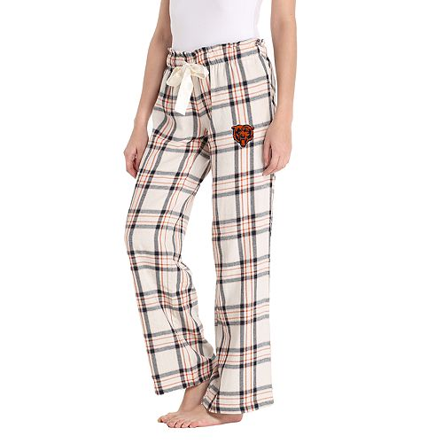 7d602459 Women's Chicago Bears Flannel Pajama Pants