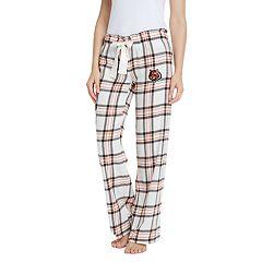 Women's Cincinnati Bengals Flannel Pajama Pants