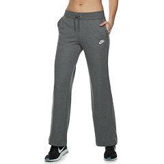 Women's Nike Sportswear Open-Hem Sweatpants
