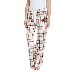 Women's Cleveland Browns Flannel Pajama Pants