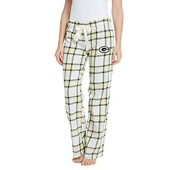 Women's Green Bay Packers Flannel Pajama Pants
