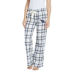 Women's Tennessee Titans Flannel Pajama Pants