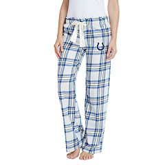 Women's Indianapolis Colts Flannel Pajama Pants