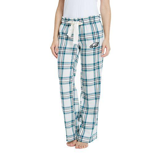 pretty nice 0181d 3076c Women's Philadelphia Eagles Flannel Pajama Pants