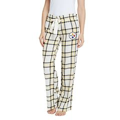 Women's Pittsburgh Steelers Flannel Pajama Pants