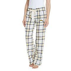 Women's Los AngelesChargers Flannel Pajama Pants