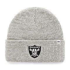 Adult '47 Brand Oakland Raiders Knit Beanie