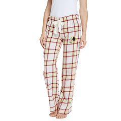 Women's Washington Redskins Flannel Pajama Pants