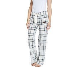 Women's Baltimore Ravens Flannel Pajama Pants