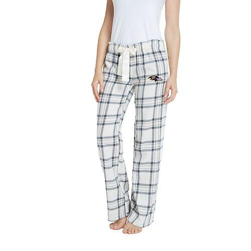 ceb6388d Women's Baltimore Ravens Flannel Pajama Pants