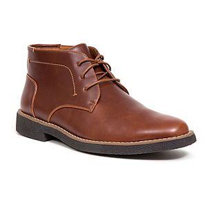 499817015c97 Nunn Bush Otis Men s Plain Toe Dress Chelsea Boots