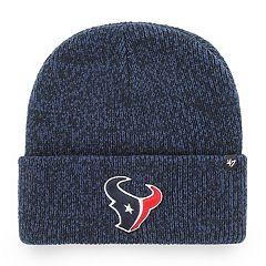 Adult '47 Brand Houston Texans Knit Beanie
