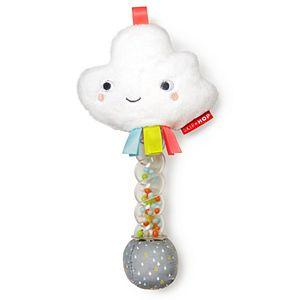 Skip Hop Silver Lining Cloud Rainstick Rattle