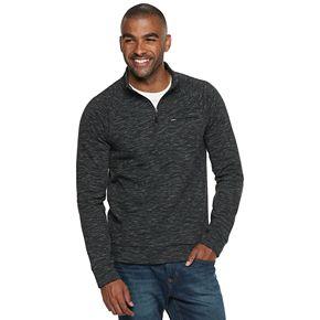 Men's Marc Anthony Slim-Fit Quarter-Zip Sweater