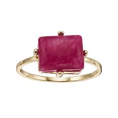 LC Lauren Conrad Square Ring