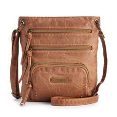 Stone & Co. Smokey Mountain Super Medium Crossbody Bag