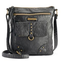 Stone & Co. Smokey Mountain Crossbody Bag