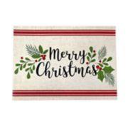 St. Nicholas Square® Merry Christmas Placemat