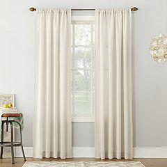No. 918 1-Panel Amalfi Sheer Curtain