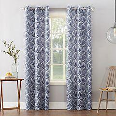 Sun Zero 1-Panel Clarke Thermal Insulated Curtain
