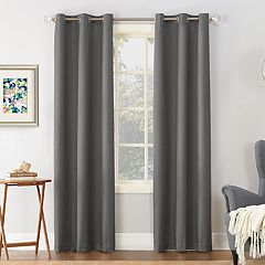 Sun Zero Cooper Thermal Insulated Curtain