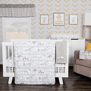 Trend Lab Waverly Congo Line 5 Piece Crib Bedding Set
