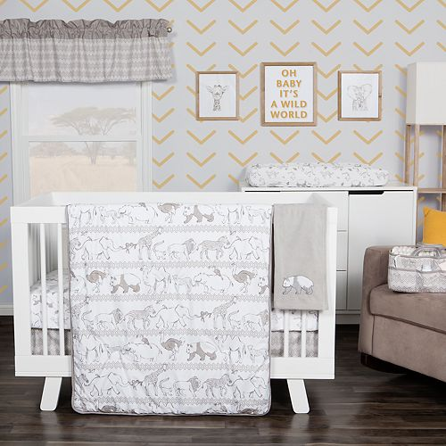 Trend Lab Waverly Congo Line 5 Piece Crib Bedding Set