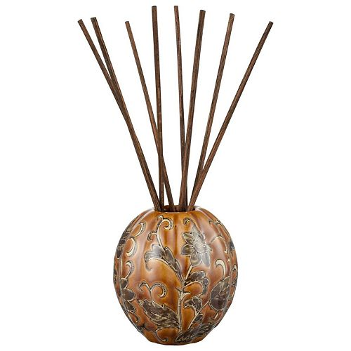 San Miguel Autumn Pumpkin Apple Orchard Reed Diffuser 10-piece Set