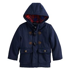 Toddler Boy Carter's Toggle Hooded Heavyweight Jacket