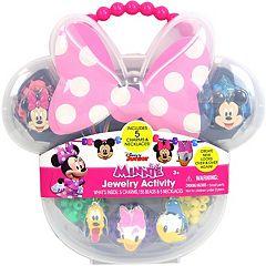 Disney's Minnie Mouse Necklace Activity Set