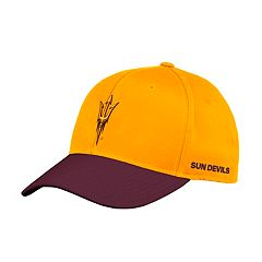 Adult adidas Arizona State Sun Devils Sideline Structured Flex-Fit Cap