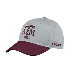 Adult adidas Texas A&M Aggies Sideline Structured Flex-Fit Cap