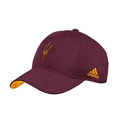 Adult adidas Arizona State Sun Devils Sideline Adjustable Cap