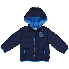Baby Boy Carter's Quilted Hooded Heavyweight Jacket
