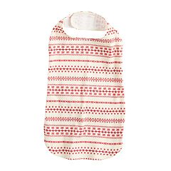 Pet LC Lauren Conrad Jammies For Your Families Knit Winter Fairisle Bodysuit
