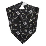 Pet Jammies For Your Families New Year's Eve Microfleece Bandana
