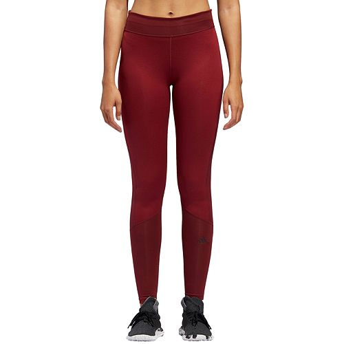 0c560277c14b1 Shoptagr | Women's Adidas Designed To Move Midrise Leggings by Kohl's