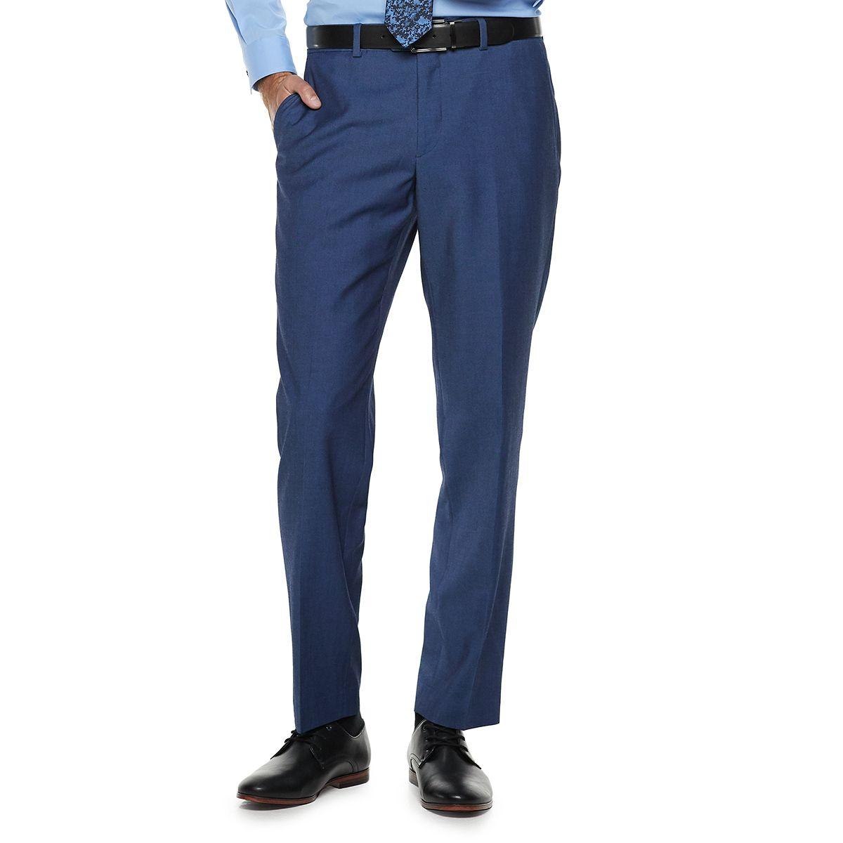 Men's Savile Row Modern-Fit Blue Suit Separates oaJQr