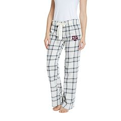 Women's Texas A&M Aggies Flannel Pants
