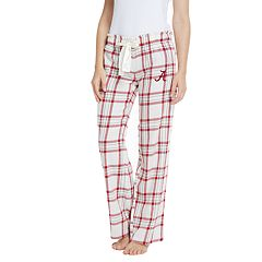 Women's Alabama Crimson Tide Flannel Pants