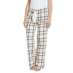 Women's LSU Tigers Flannel Pants
