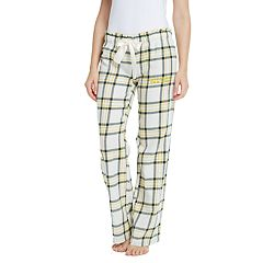 Women's Oregon Ducks Flannel Pants