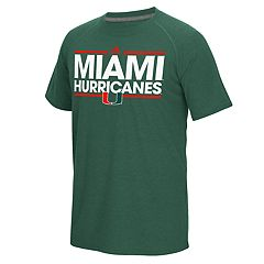 Men's adidas Miami Hurricanes Dassler Ultimate Tee