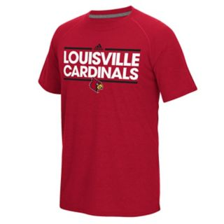 Men's adidas Louisville Cardinals Dassler Ultimate Tee