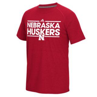 Men's adidas Nebraska Cornhuskers Dassler Ultimate Tee